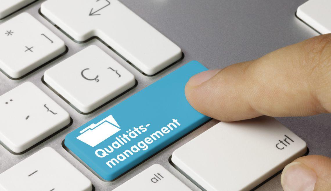 Qualittsmanagement Tastatur Finger