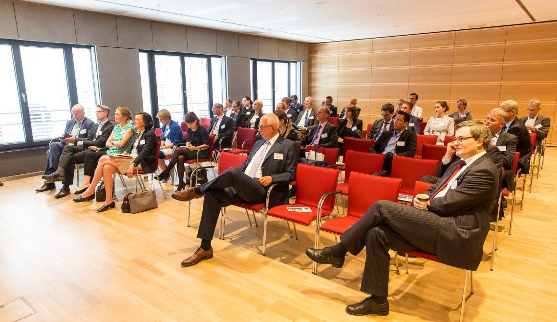 """Impressionen vom diesjährigen DICO FORUM Compliance zum Thema """"Blindspots: Unternehmensrisiken im Fokus"""""""