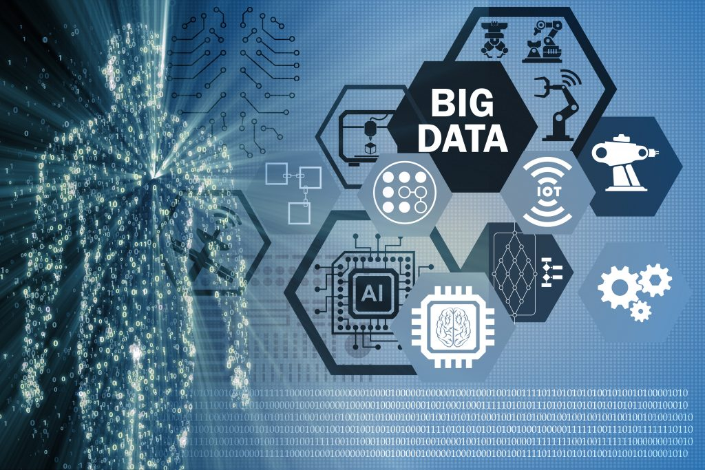 Big data computing concept of modern IT technology