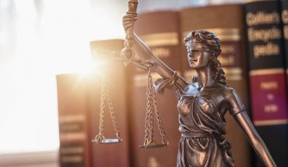 Justice symbol Statue of justice