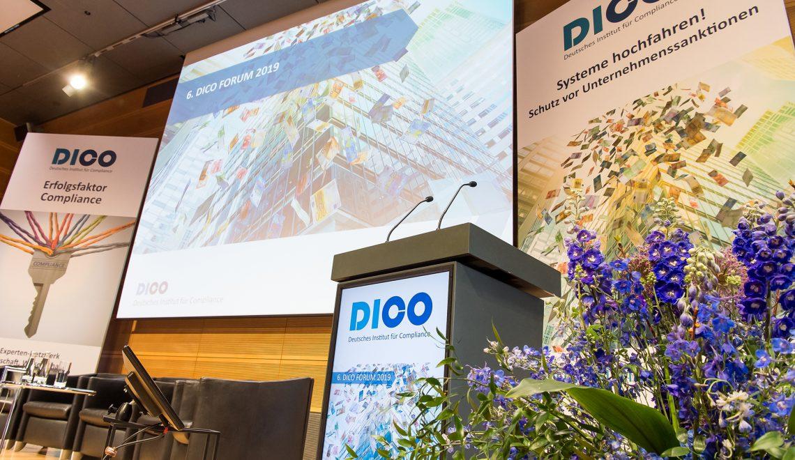 Impressionen vom DICO FORUM 2019