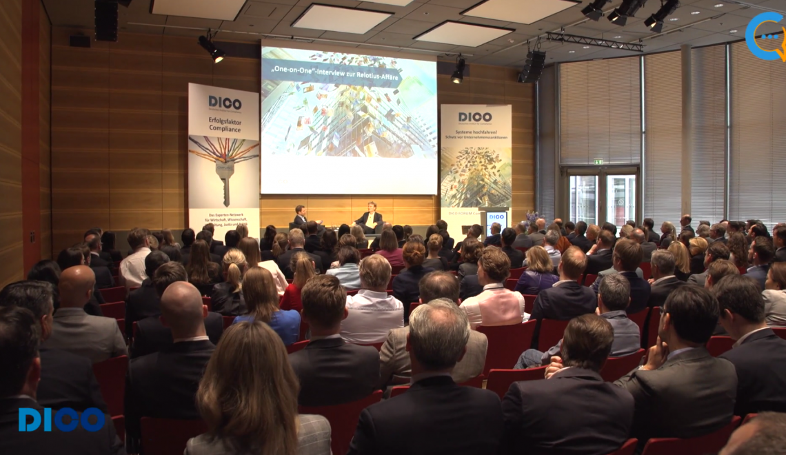 Eventfilm zum 6. DICO FORUM Compliance 2019