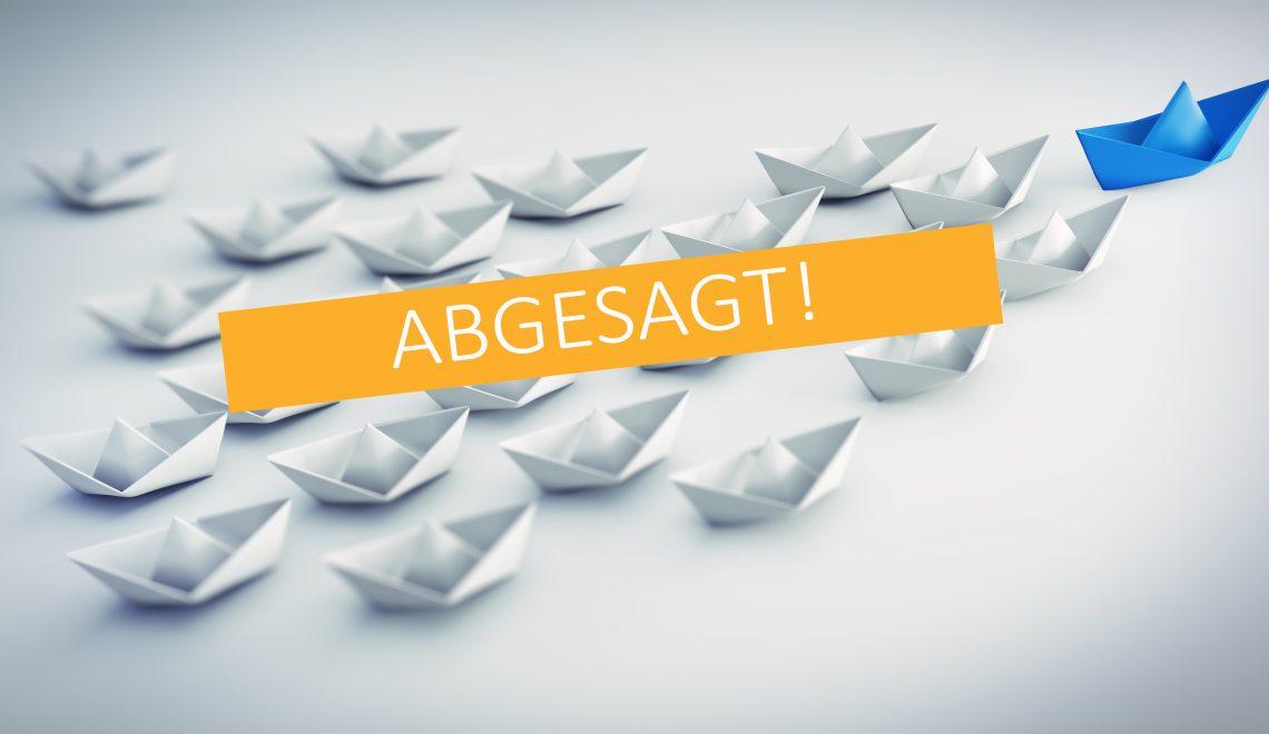 ABSAGE! DICO Talk am 30.3.2020 in Berlin: Compliance als Führungsaufgabe